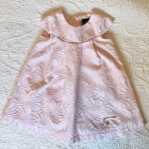 Cynthia Rowley Baby Girl Pink Dress 12m